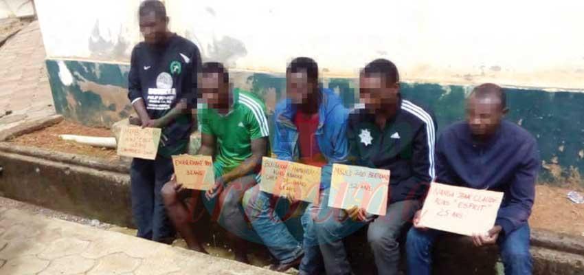 Braquages à Yaoundé : cinq suspects aux arrêts