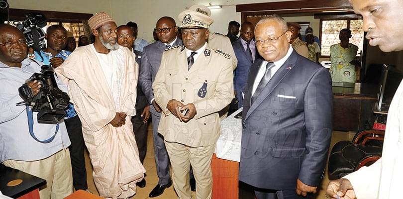 Fonction publique: l'Adamaoua connectée au Sigipes