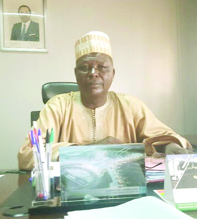 Bobbo Salihou, maire de la ville de Ngaoundéré.