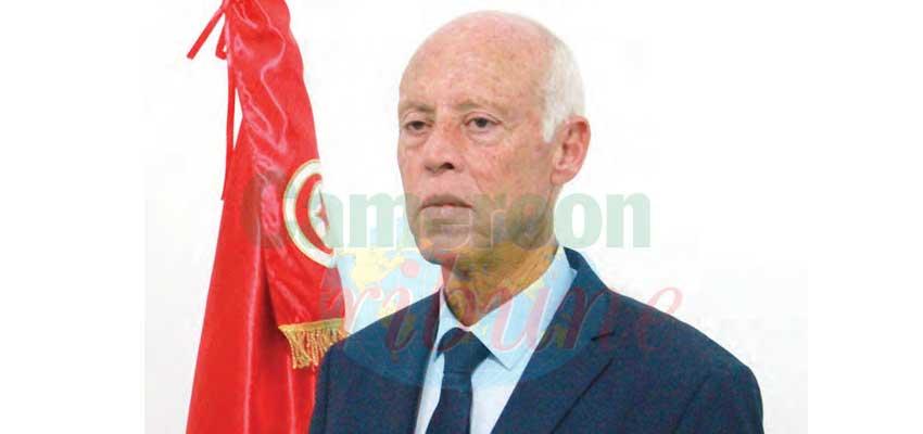 Le président Kaïs Saïed a entamé une série de négociations en vue de la nomination d'un nouveau Premier ministre après la démission d'Elyes Fakhfakh.