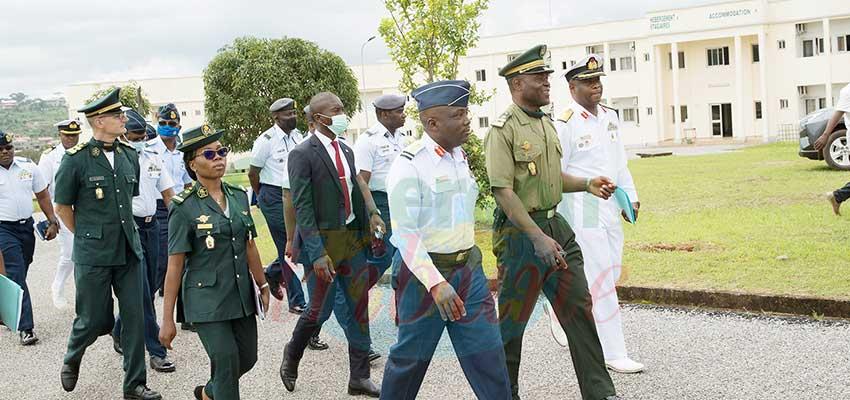 Ecole supérieure internationale de guerre :  une délégation nigériane à la découverte