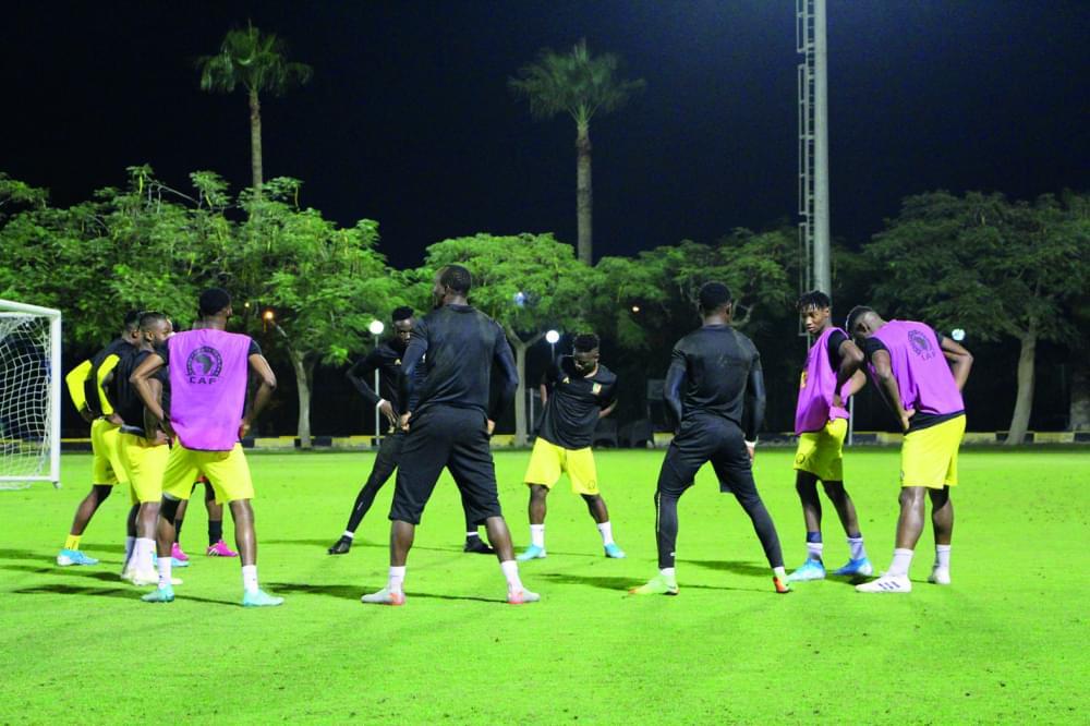 CAN U23  : les Lions sont au Caire