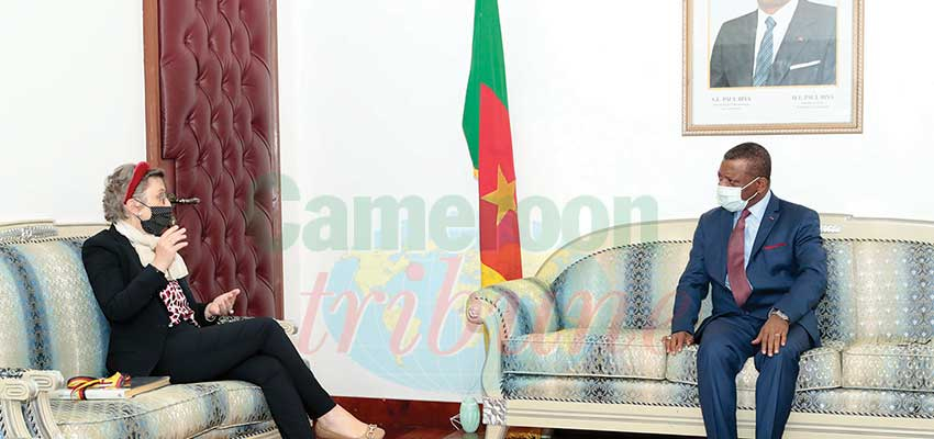 Cameroun – Allemagne : le nouvel ambassadeur chez le PM