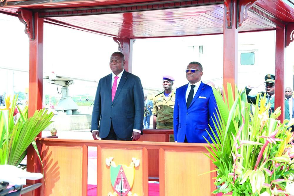 Aéroport international de Yaoundé-Nsimalen : au revoir et à bientôt