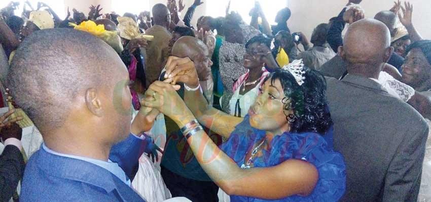 Mefou-et-Afamba: 40 unions ont été officialisées à Edzendouan