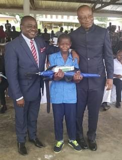 Journée de l'excellence: l 'élite de Ndom prime les meilleurs élèves
