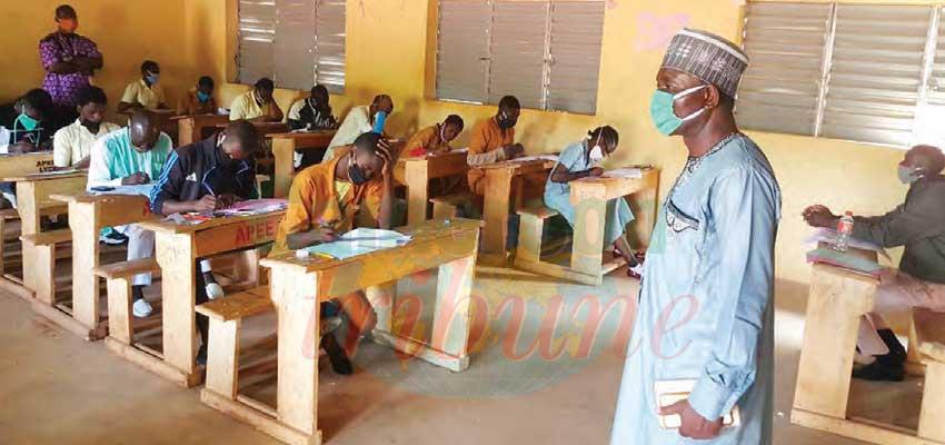 Adamaoua : près de 1500 candidats concernés