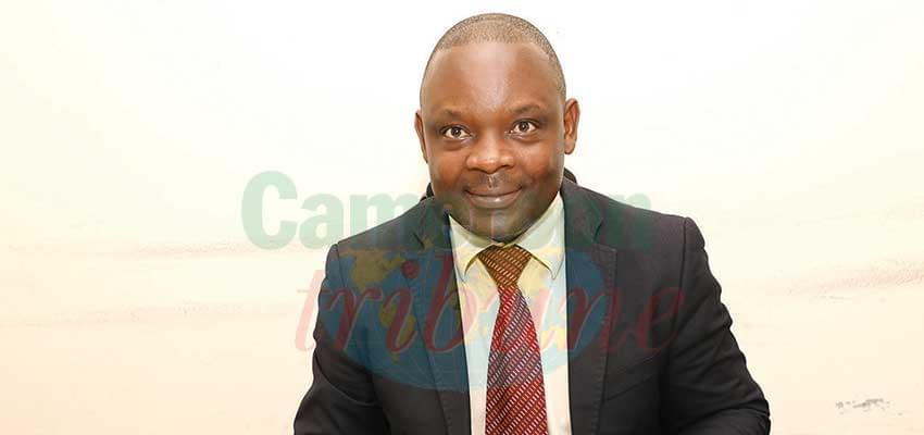 Pr. Célestin Sietchoua Djuitchoko, chef de division des affaires juridiques au ministère des Arts et de la Culture.