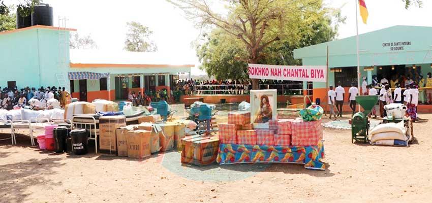Centre de santé de Djoumté : les bons soins du CERAC