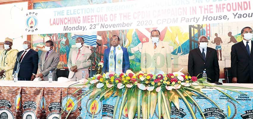 CPDM : Mfoundi For Proximity Campaign