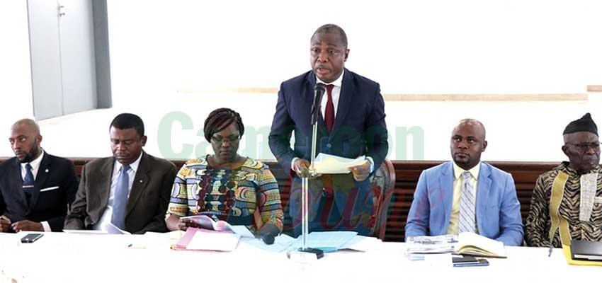Objectif de la réunion : fixer les tâches pour le Recan 2019.