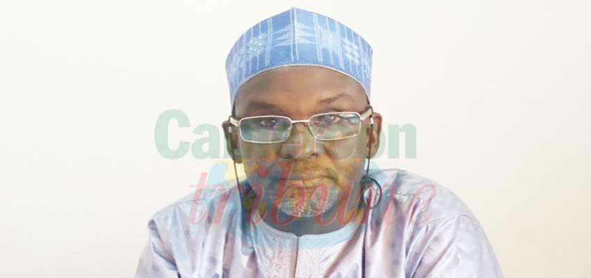Yaya Issa, délégué départemental des Domaines, du Cadastre et des Affaires foncières pour l'Adamaoua.