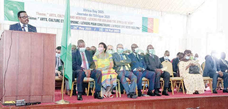 Développement de l'Afrique : le levier culturel