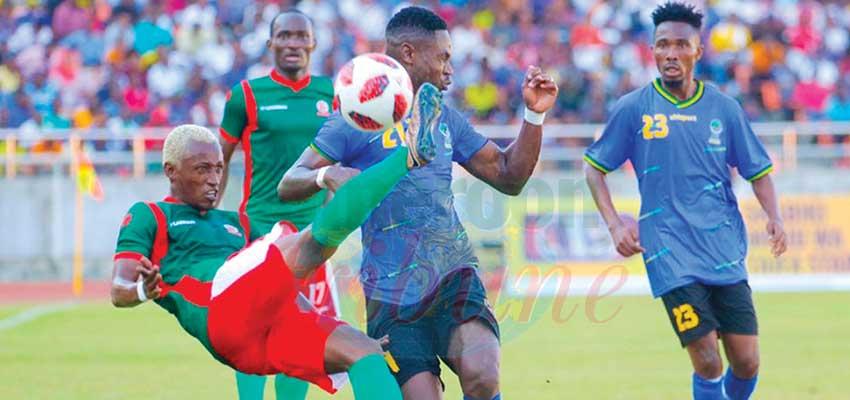 The Team : Tanzania Braving The Odds