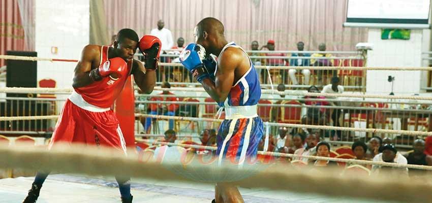 Boxing Gala Night : Joseph Bessala Honoured