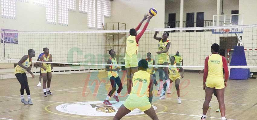 CAN volley-ball – U18 Filles : les Juniors intensifient leur préparation