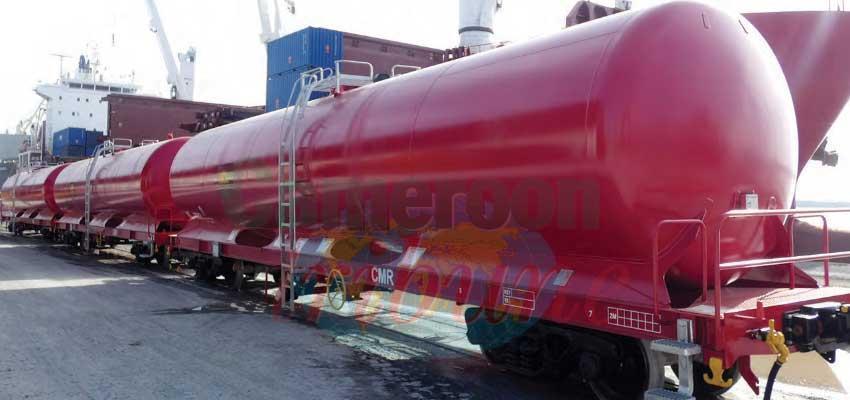 Transport des hydrocarbures : dix nouveaux wagons acquis