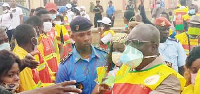 Yaoundé : l'opération « CHAN sans Covid-19 » lancée
