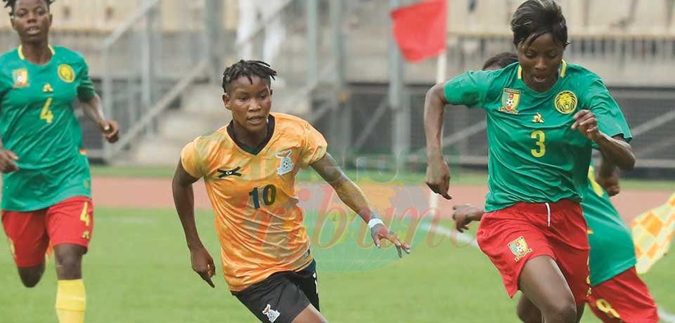 Tokyo 2020 Women's Olympic Qualifiers : Cameroon-Chile Clash Postponed Again