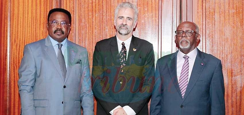 Cameroon-Canada Relations : Newly Designated High Commissioner Received