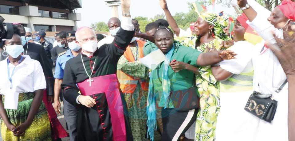 Garoua : le Nonce apostolique en pèlerin de la paix