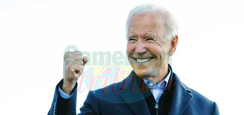 L'accession de Joe Biden à la magistrature suprême est le couronnement d'une carrière pleine.