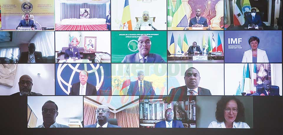 Revamping CEMAC Economies : Heads of State Revise Common Strategy