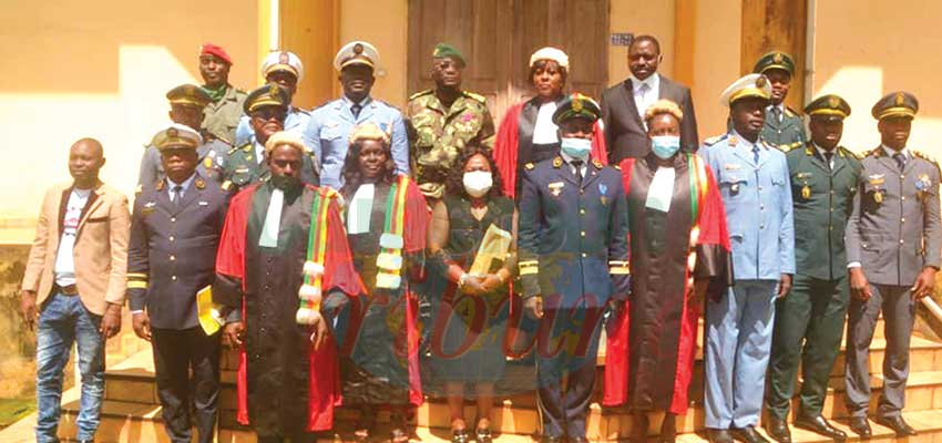 Bamenda Military Tribunal : Assessors Take Oath
