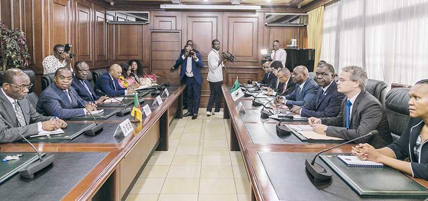 Réformes au Cameroun : la BAD en mission d'information
