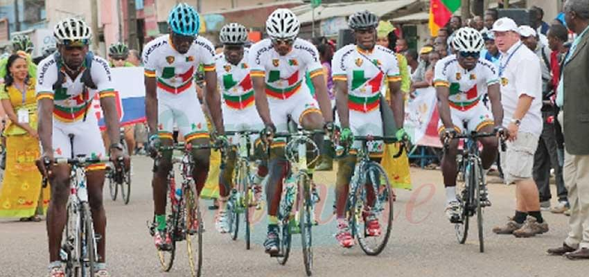 Image : Tropical Amissa Bongo: Six Cameroonian Cyclists To Pedal