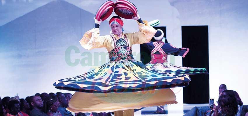 Echanges culturels : l'Egypte danse à Yaoundé