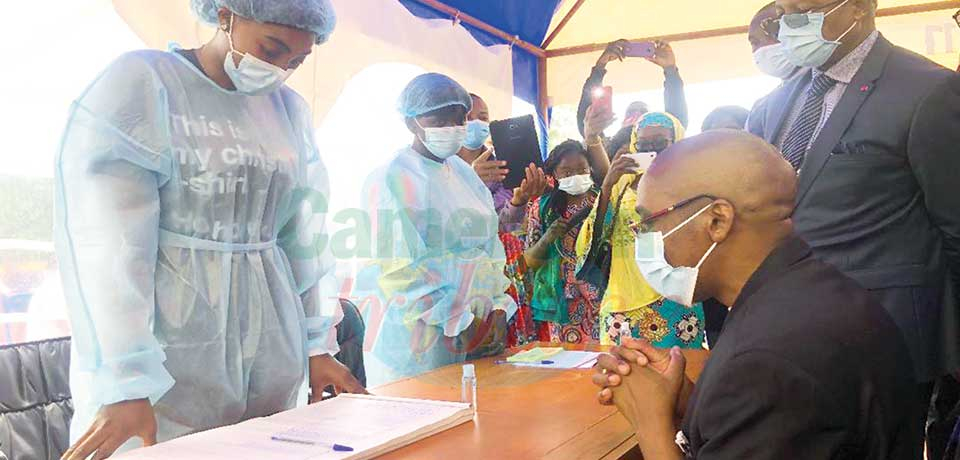 Vaccination à Yaoundé  : les sites se multiplient