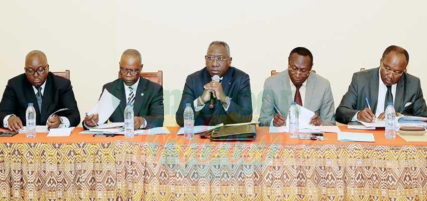 Il est question de maximiser les gains du Cameroun dans cette opération.