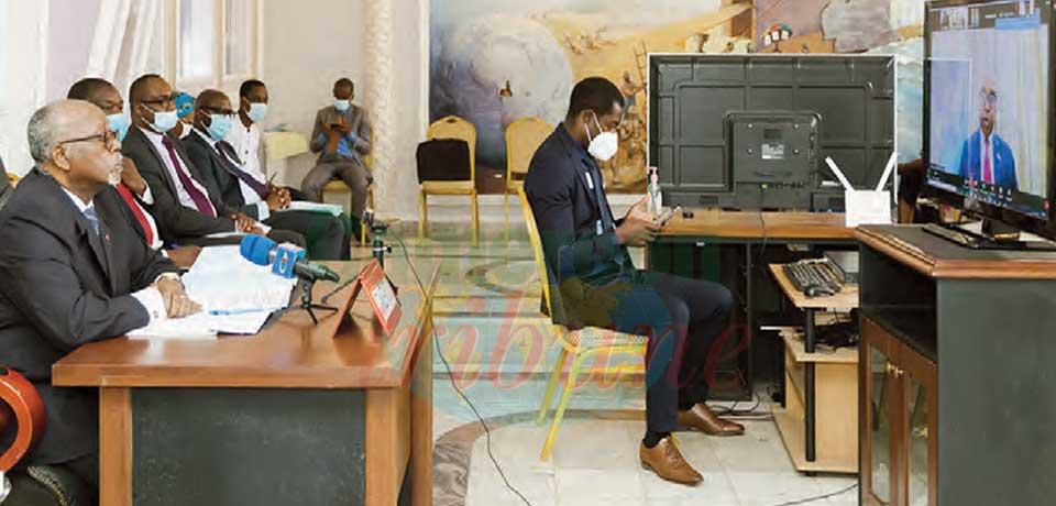 Commission de l'Union africaine : Moussa Faki Mahamat réélu
