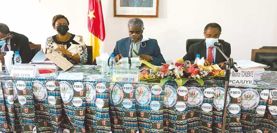 Université de Yaoundé II-Soa : le budget 2021 révisé