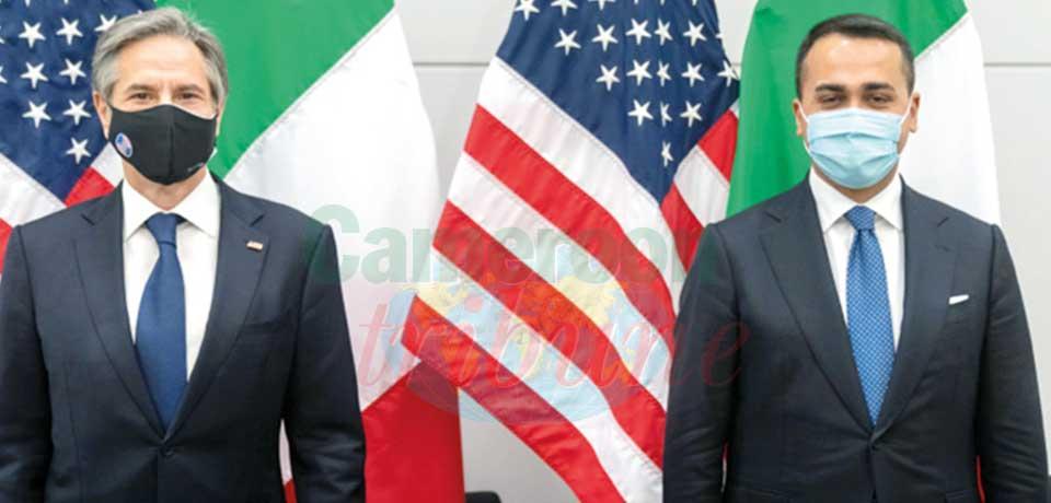 Italy : Coalition To Defeat Jihadists