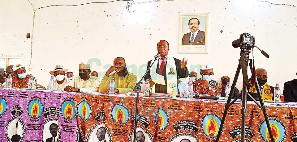 Mbam-et-Inoubou : opérations lancées à Bafia