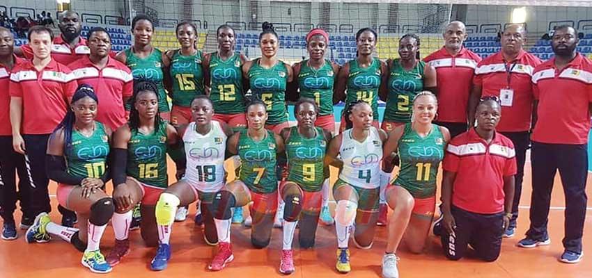 Les Camerounaises enchaînent les victoires.