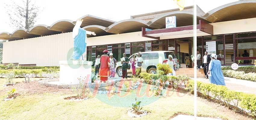 Le Grand séminaire de l'immaculée conception de Nkolbisson a fêté ses 50 ans.