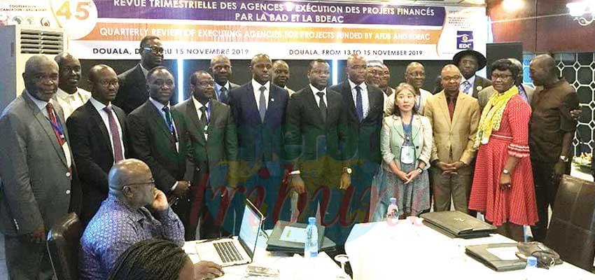 Cameroun/Bad : l'exécution des projets est encourageante