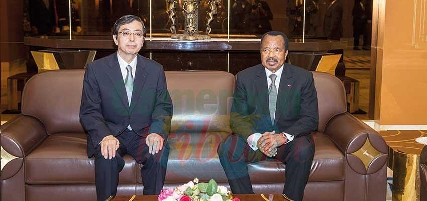 Cameroun-Japon: une coopération dense