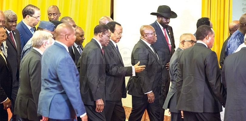 Image : FOCAC Summit: Rebranding Sino-African Development In Beijing