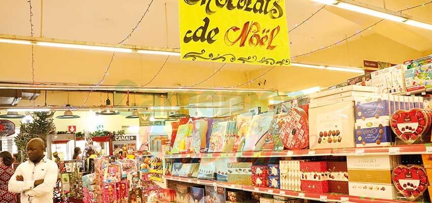 Magasins et supermarchés : des rayons aux couleurs des fêtes