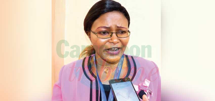 Pr. Brusil Miranda Metou : une juriste au Mincommerce