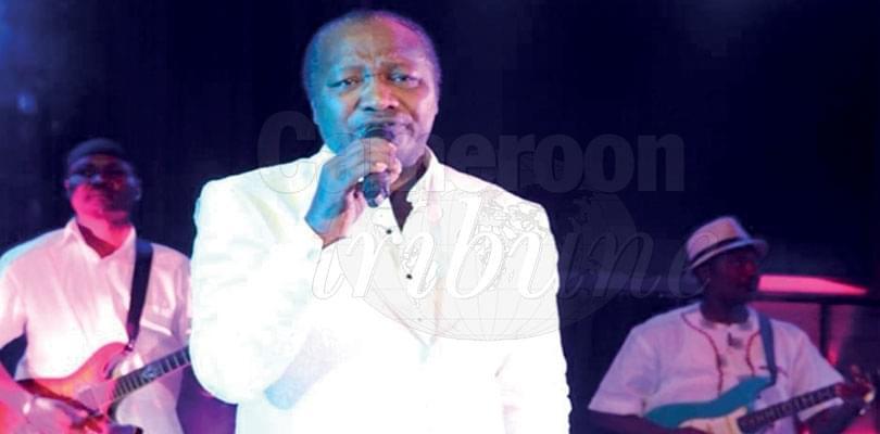 Spectacle: bons souvenirs d'Elvis Kemayo