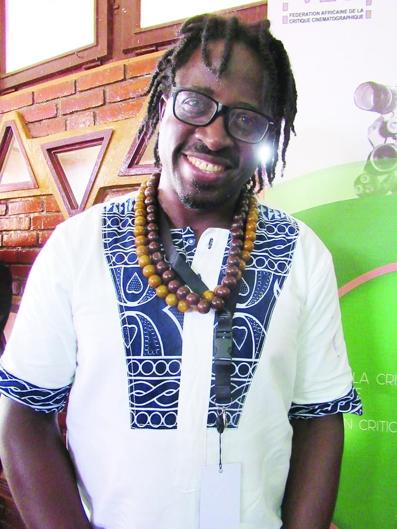 En vedette au Fespaco 2019: Benjamin Eyaga brise le silence