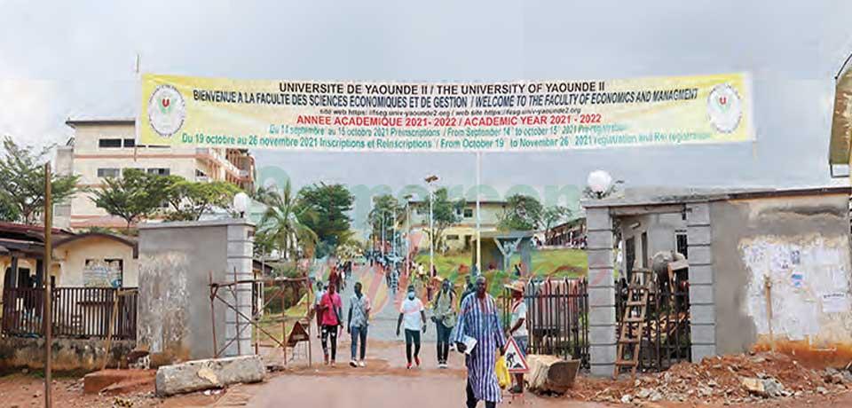 Yaoundé II-Soa : une rentrée 100% digitale
