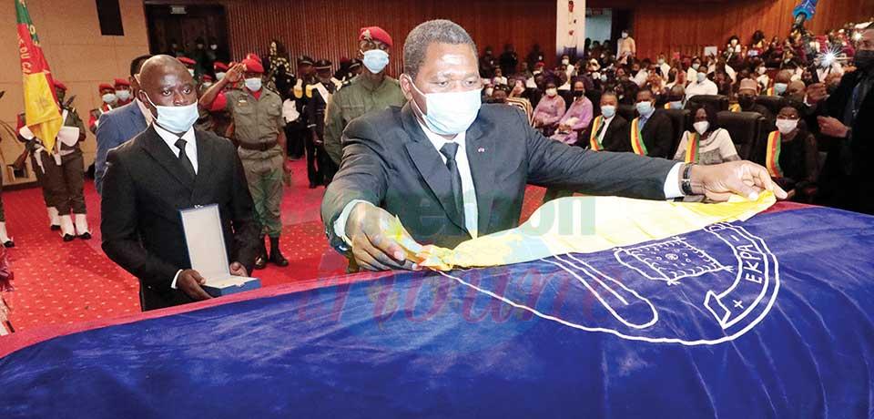 Victor Esemingsongo Mukete : les adieux du Sénat