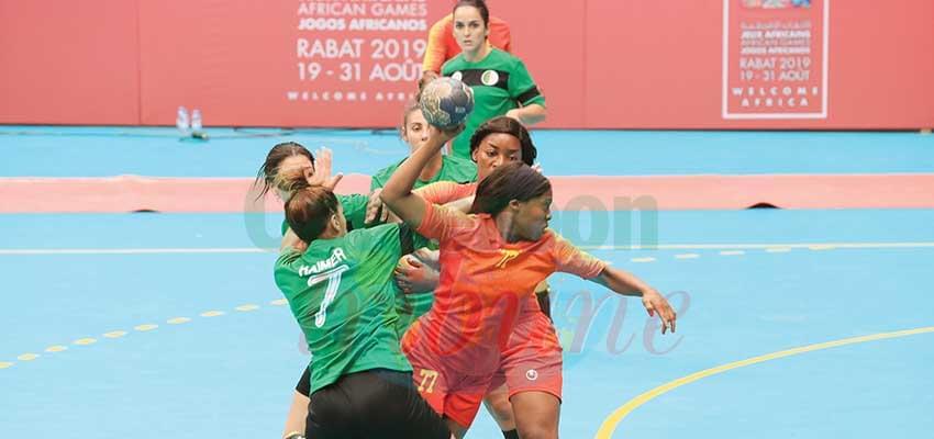Handball : victoire pour les Lionnes
