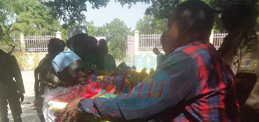 Extrême-Nord  : des cadeaux pour les ex-combattants de Boko Haram